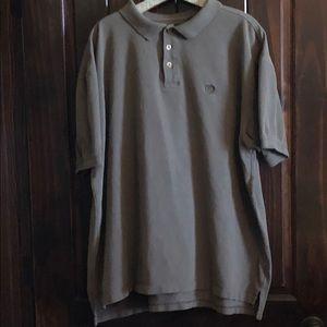 Men's khaki Izod Polo